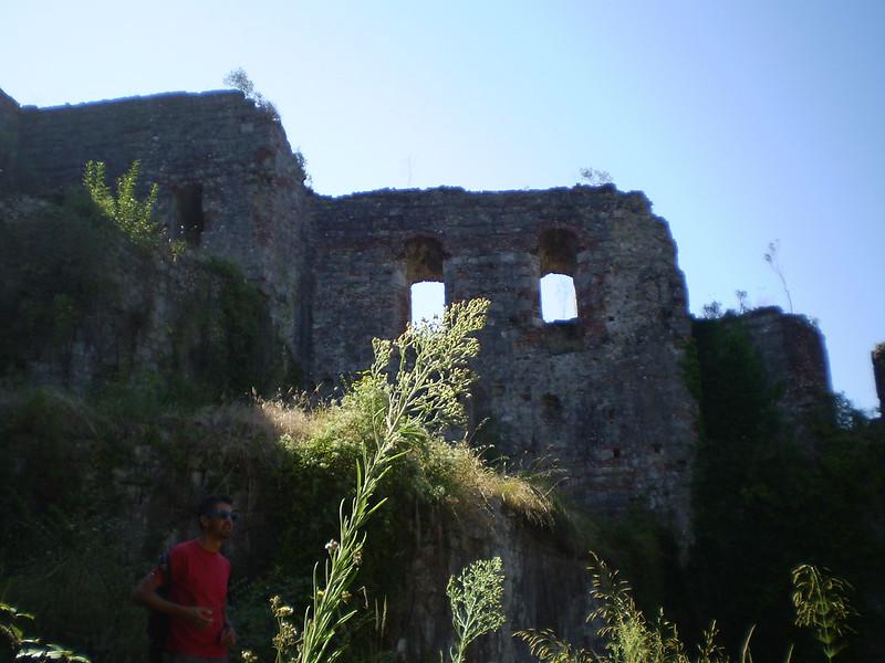 La Rocca di Ripafratta - Medieval fortress near Pisa (IT)