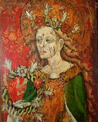 St Cecilia (15th Century)