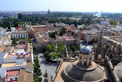 Sevilla desde la Giralda | by Emilio__