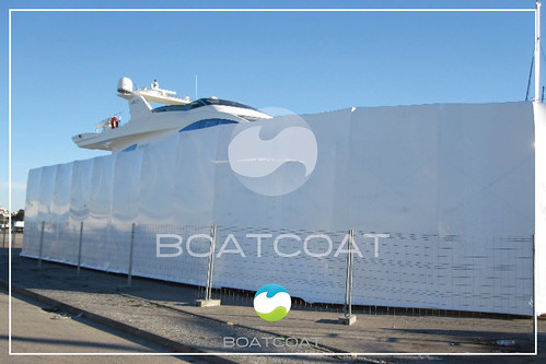 Boatcoat - Marine shrink wrap | by Boatcoat