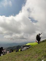 Roldanillo - Los Tanques (Comp. site) Paragliding