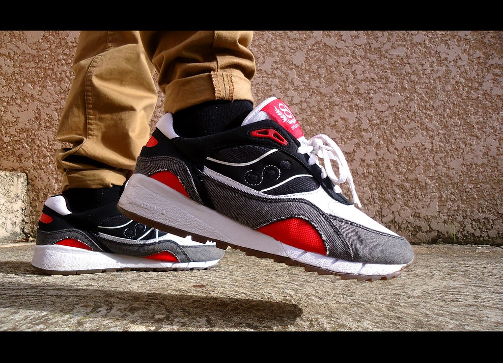 new product 2a1c9 1ff8b Saucony Shadow 6000 Invictus Acht Amsterdam | More here : my ...