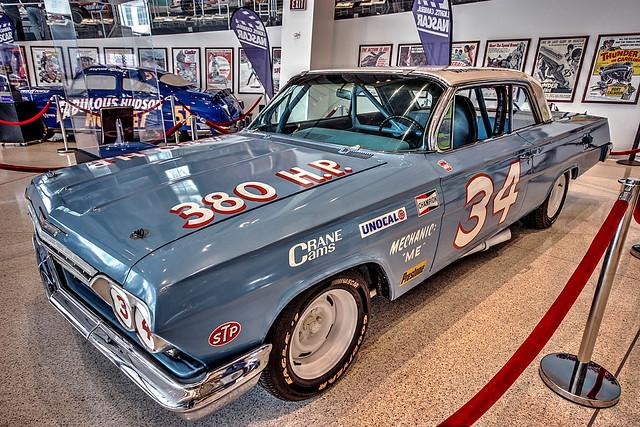 No.34 Chevrolet