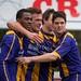 VVSB - UNA 3-0 Topklasse Noordwijkerhout 2014