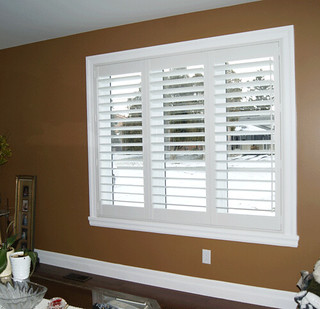 Seaview Poly Satin Shutters