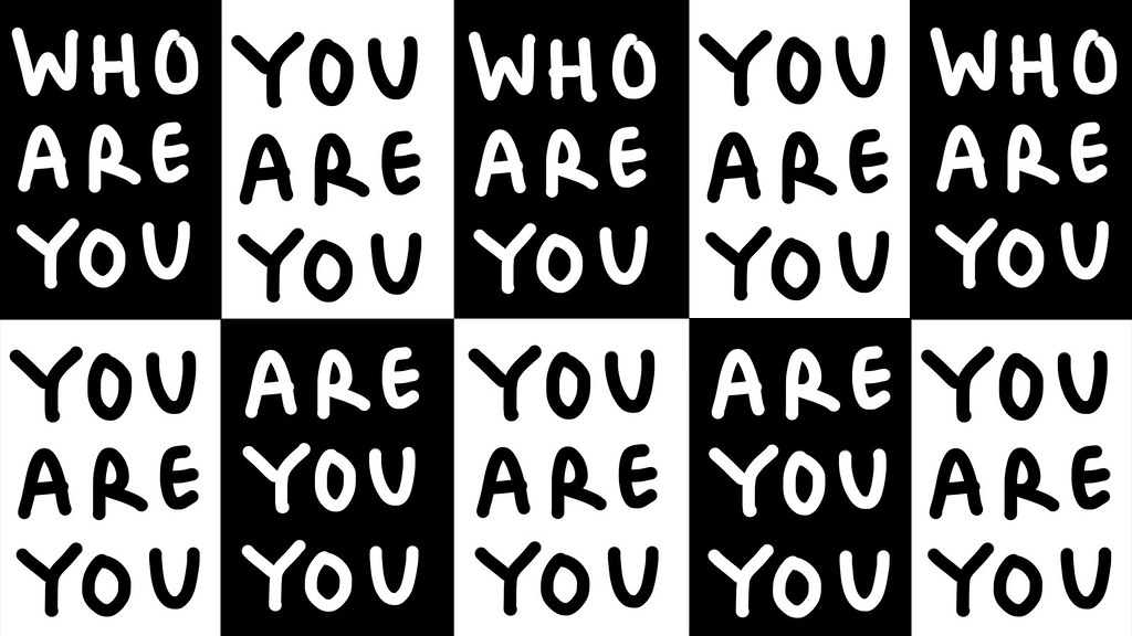 Shantell Martin: WHO ARE YOU