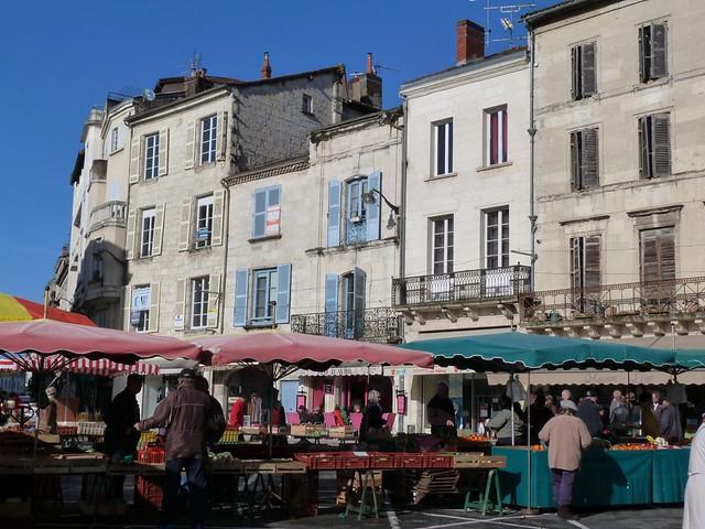 Mercado de Périgueux