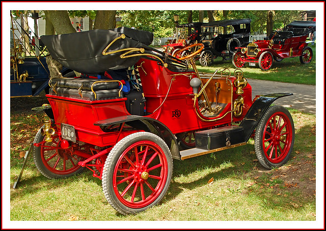 1909 REO Touring Car