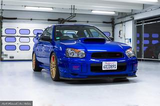 Subaru Impreza WRX STI   by Ben Maehrlein