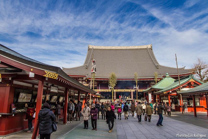 Senso-ji en Asakusa