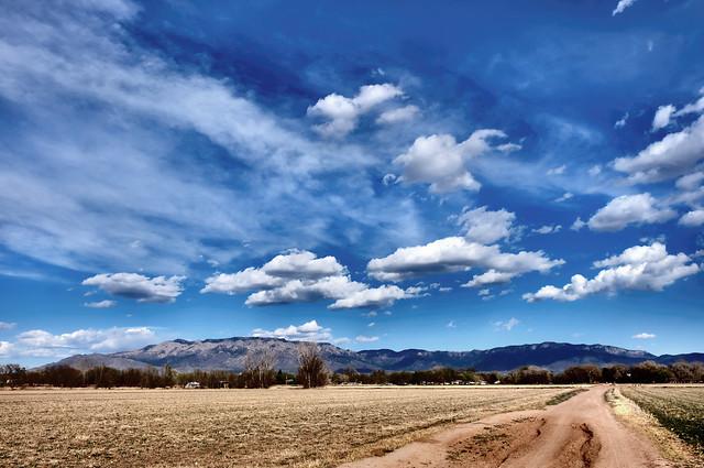 Los Poblanos Open Space (Albuquerque, New Mexico)