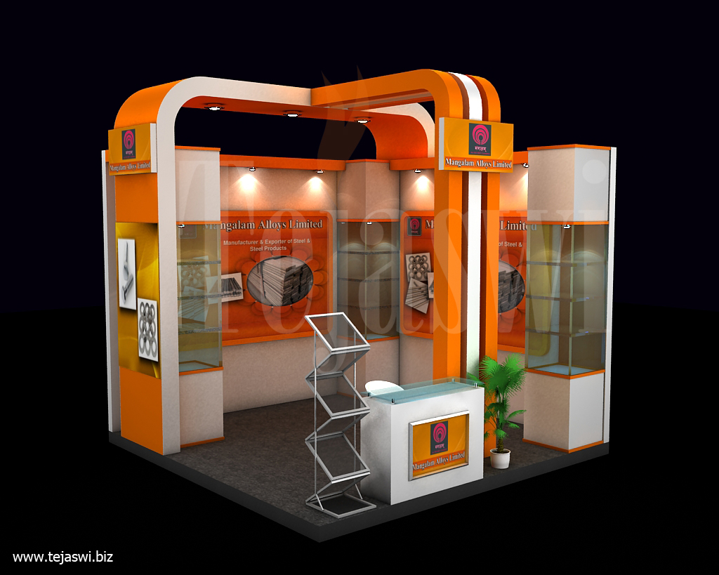 Exhibition Stall Design 3x3 : Mtr exhibition stall design mtr square meter u flickr