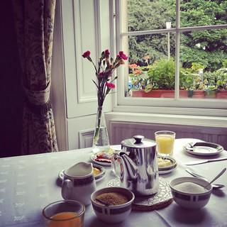 Breakfast in Edinburgh | by Texarchivist