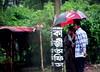 Under an umbrella! (27/52) by tasmi.loves.life ♥