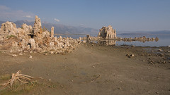 Mono Lake-tufa-shoreline