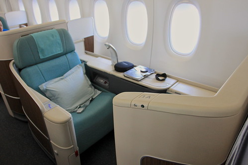 First Class Kosmo Suite - Korean Air A380 | by TravelingOtter