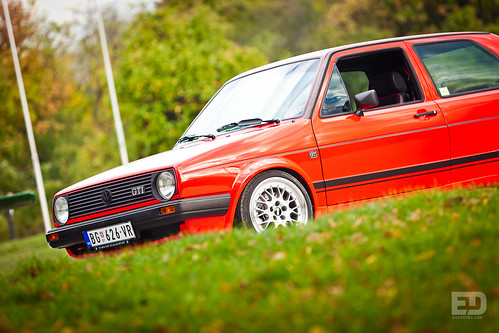 Veljko's MK2 VR6 | by Eurodubs Automotive Apparel