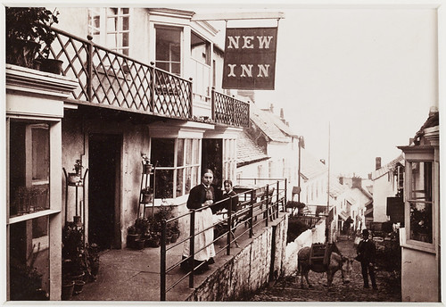 'Clovelly, The New Inn' | by National Science and Media Museum