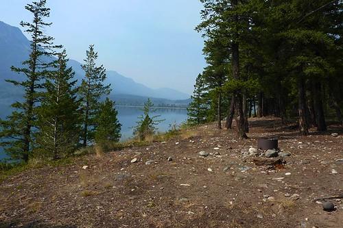 Tatlayoko Lake Recreation Site, Chilcotin, British Columbia