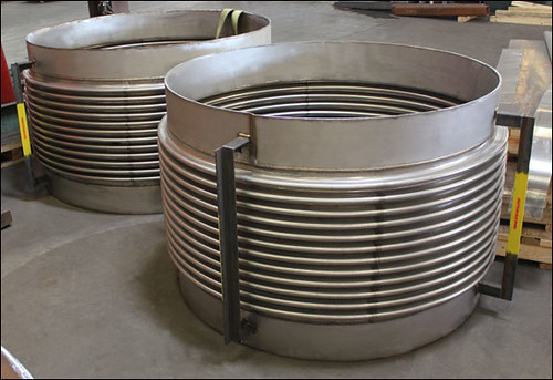 "78"" Dia. Single Expansion Joints Designed for an Internal Reactor 