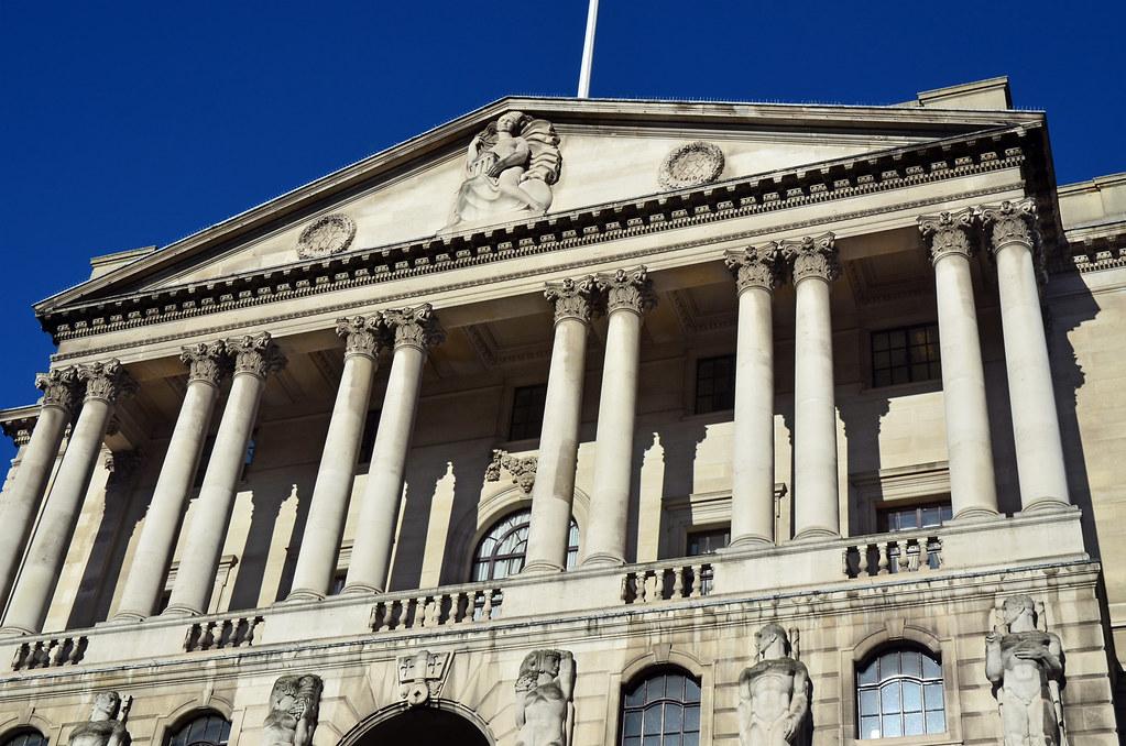 form smma bank of england