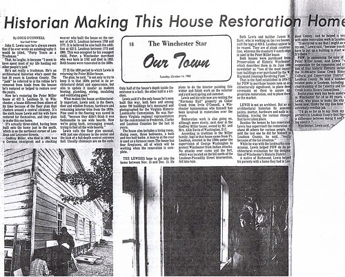 Historian Making This House Restoration Home | by phwinc
