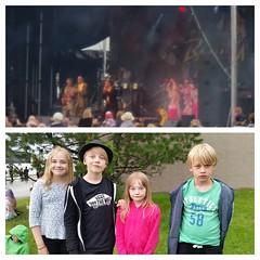 Electric Banana Band på #luleåhamnfestival
