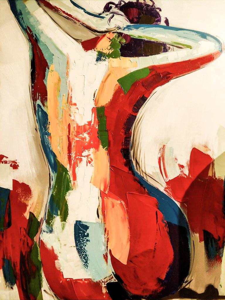 Angie Perez Nude nude | wall art in pasadena, california | thad zajdowicz