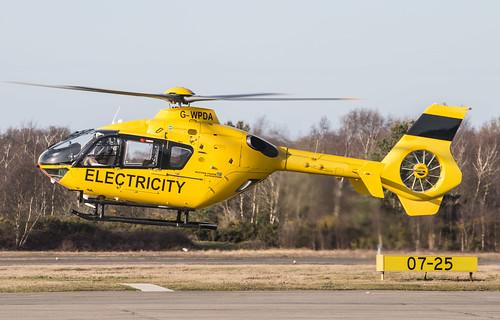 EGLK - Eurocopter EC135 P1 - Western Power Distribution - G-WPDA | by lynothehammer1978