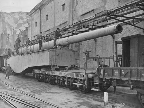 Krupp K5 280mm