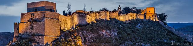 Alcazaba de Almería (Spain)