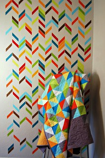 Healing Quilt and Herringbone Wall   by Sarah.WV