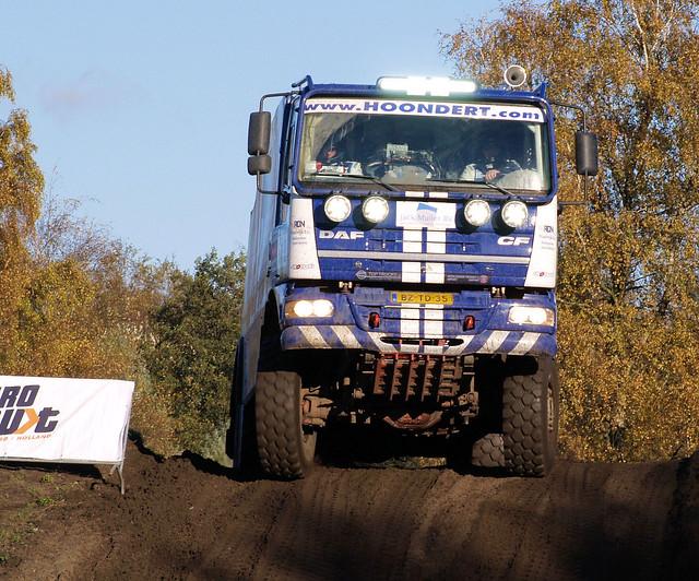 DAF CF @ RTL GP Dakar Preproloog 2013