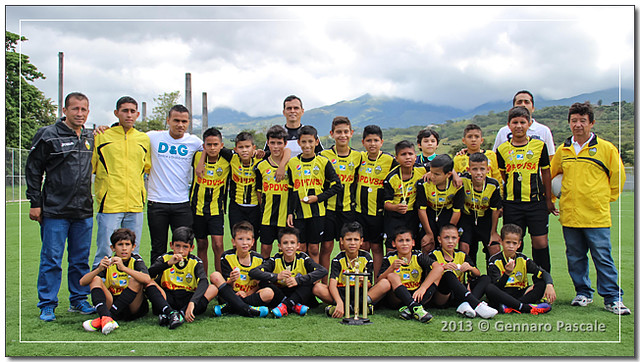 Tachira Campeon Sub 12