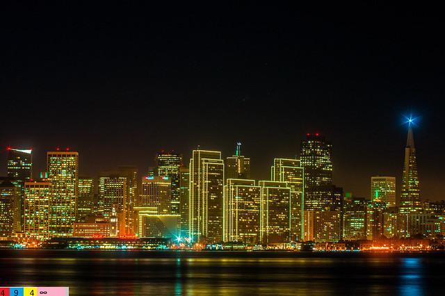 Late Nights & Pretty Lights - (Explore)