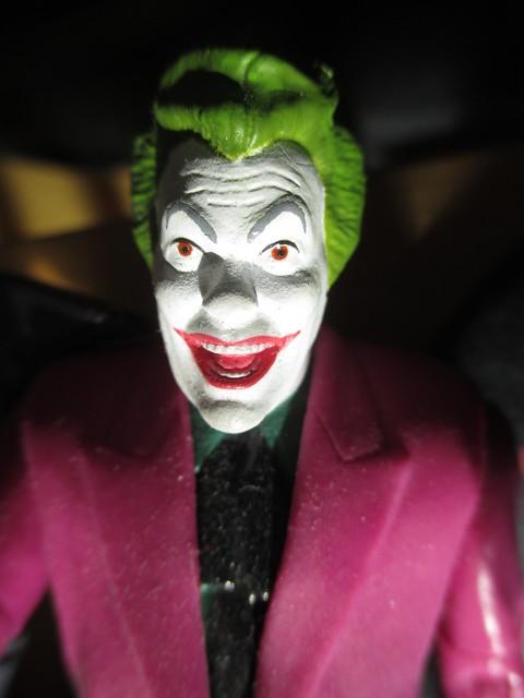 The Joker - Cesar Romero 1966 NYC 4904