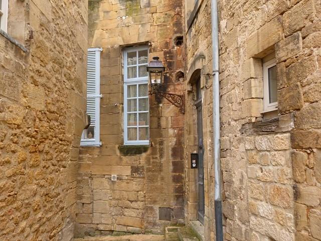 Detalle de Sarlat (Périgord, Francia)