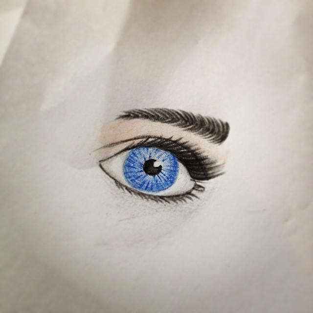 Olhar Desenho Tumblr Pinterest Pixable Inspiragram