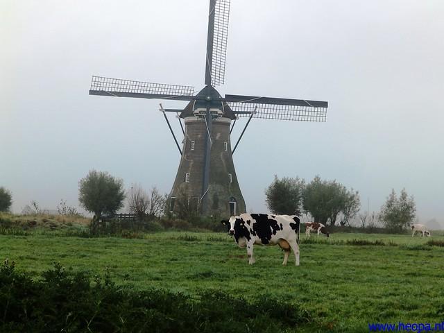 12-10-2013 Stolwijk  25.5 Km (19)