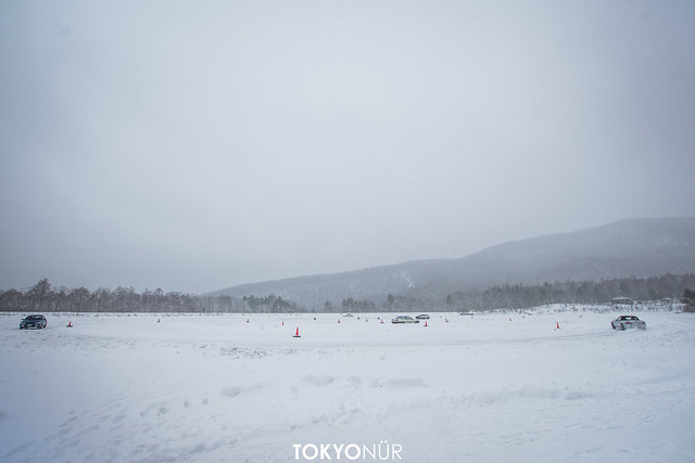 Frozen Lake So Ko Kai 2017 at Yachiho Lake