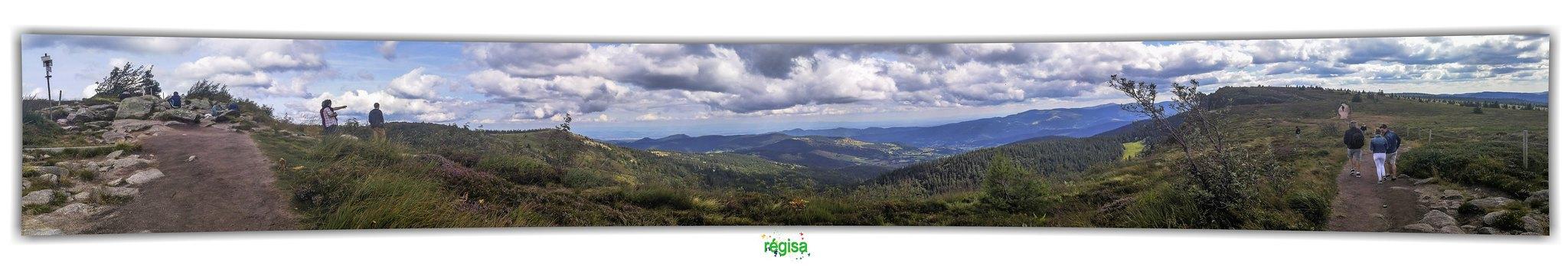 PARC NATUREL REGIONAL DES BALLONS DES VOSGES /  / LE GAZON DU FAINGT