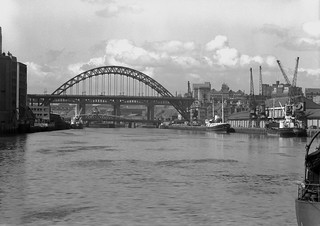 Bridges on the River Tyne
