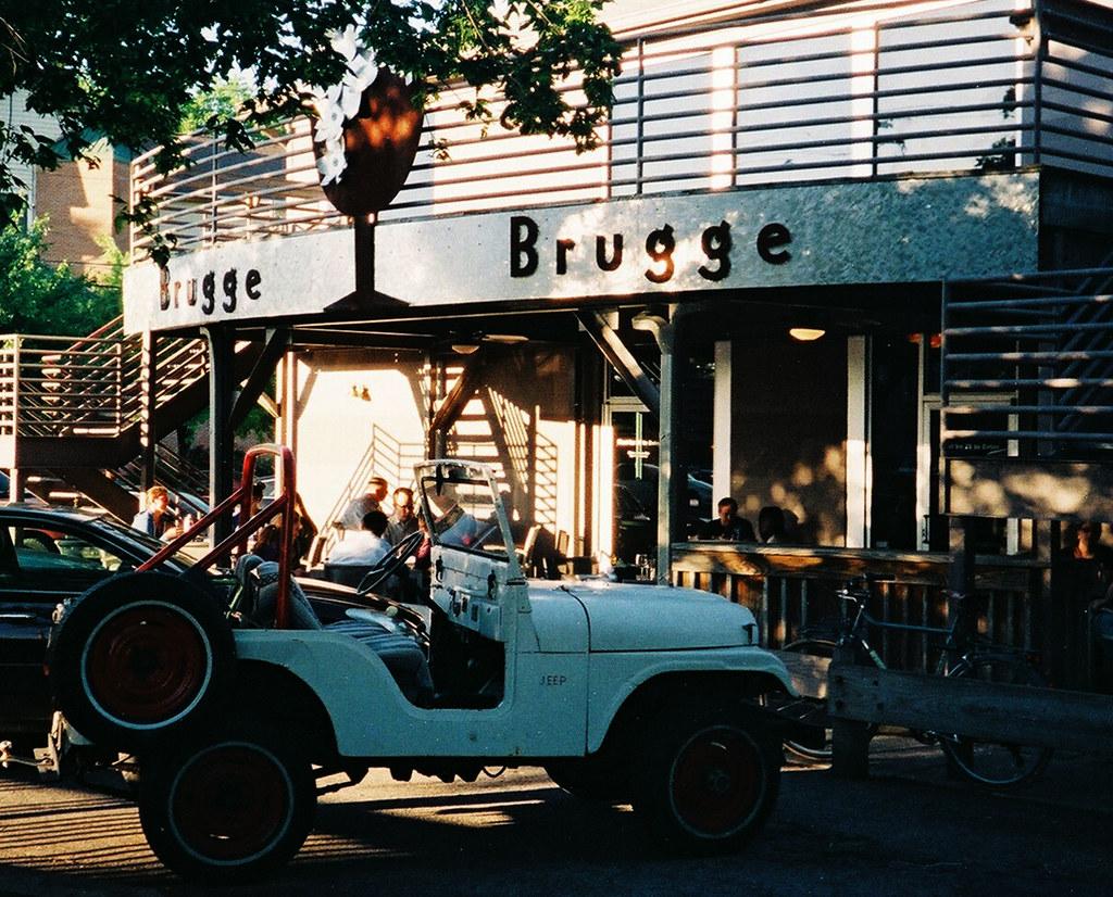 Brugge Jeep