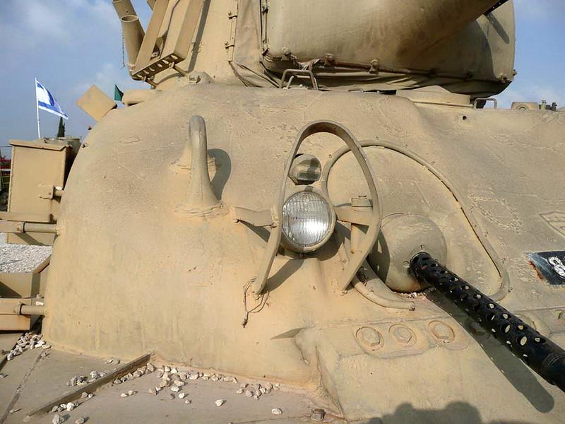 M-51 Sherman (5)