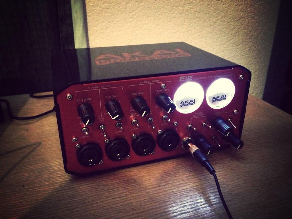 New audio recording interface. | Jeremiah Craig | Flickr