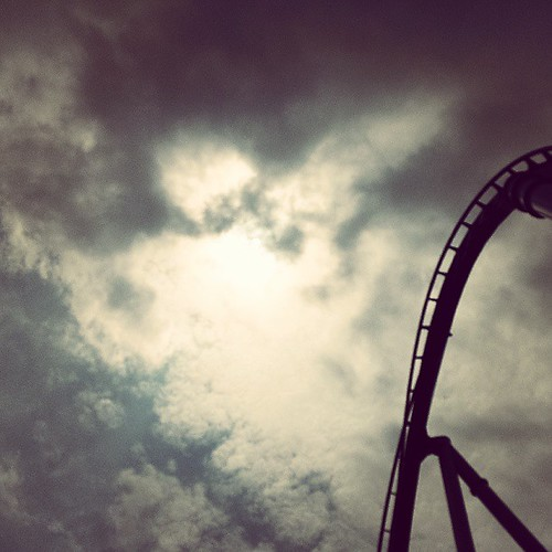 207/365 - Roller Coaster | by brinstar