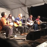 Fri, 02/08/2013 - 11:14pm - Song swap with Vance Gilbert, Susan Werner, Ellis Paul, and Mary Gauthier