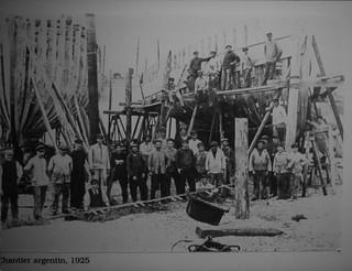 Fécamp: chantier Argentin | by Simenon.com