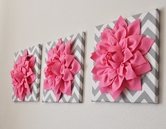 Chevron and pink! You cant go wrong