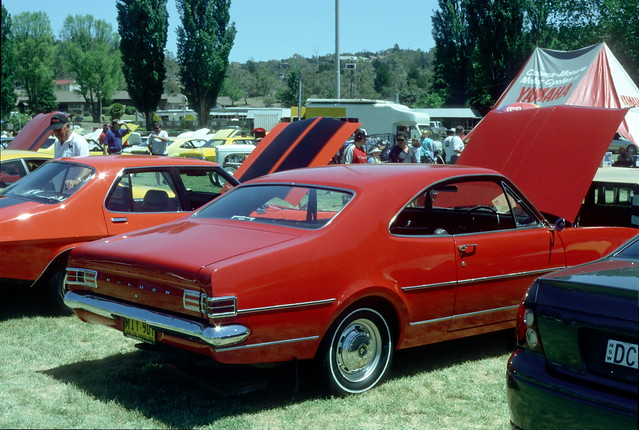 First Cooma Motorfest